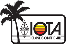 An amateur radio award programme, encouraging radio amateurs to contact the world's islands