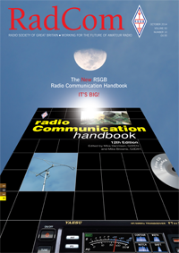 RadCom October 2014, Vol. 90, No. 10