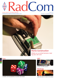 RadCom June 2015, Vol. 91, No. 6