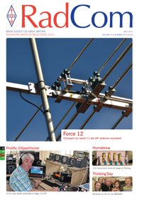 RadCom May 2015, Vol. 91, No. 5