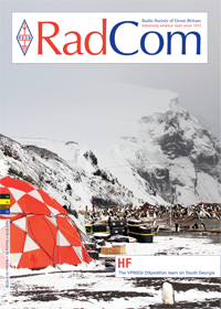 RadCom April 2016, Vol. 92, No. 4