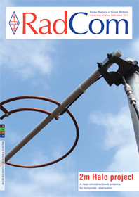 RadCom May 2016, Vol. 92, No. 5