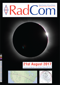 RadCom August 2017, Vol. 93, No. 8