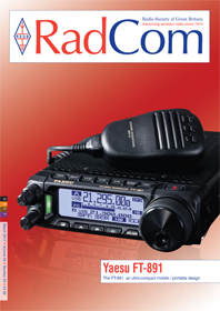 RadCom March 2017, Vol. 93, No. 3