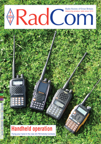 RadCom May 2017, Vol. 93, No. 5